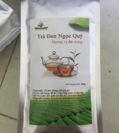 Trà Đen số 9 Ngọc Quý 500gr  – nguyên liệu dùng pha chế trà sữa