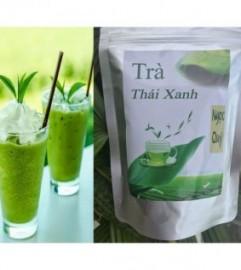 Trà Thái Xanh 200g – nguyên liệu pha trà sữa thái xanh