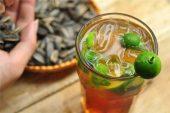 Hướng dẫn pha chế trà chanh, trà tắc siêu ngon